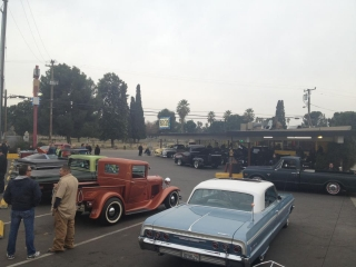 Triangle Drive In Car Shows